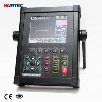 Wholesale Digital Ultrasonic Flaw Detector FD201 with 3 staff gauge Depth d , level  p , distance s from china suppliers