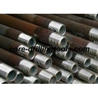 Wholesale Mining Wireline 8mm Drill Rod / Extension Drill Rods Tapered Threaded from china suppliers