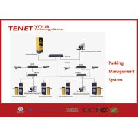 Wholesale TCP / IP Protocal Parking Lot Management System Lower Power Consumption from china suppliers