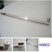 Wholesale SUS304 Polished Chrome shower handle / glass door handle N0602 from china suppliers
