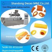 Quality Core filling snack processing machine food processing equipment for sale