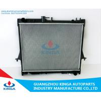 Wholesale 2006 Vertical Radiators For Isuzu Pickup Dmax Fin Tube Type Replace Use from china suppliers