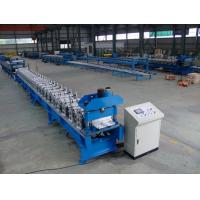 Wholesale Automatic Standing Seam Profile Roof Roll Forming Machine 16 Forming Stations from china suppliers