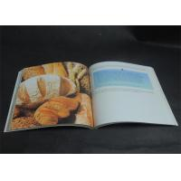 Wholesale Eco-friendly Bright coloured Cookbook Printing services , Recipe Book Printing from china suppliers