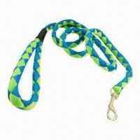 Wholesale Chain Dog Leash, Adjustable Waist Belt and Leash, OEM Orders are Accepted from china suppliers