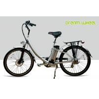 Wholesale Classic City Cruiser Bicycle Electric Bike 26 Inch Wheel Aluminum EN15194 from china suppliers