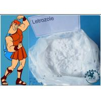 Wholesale Anti Estrogen White Steroid Powder Femara Letrozole for Treatment Disease from china suppliers