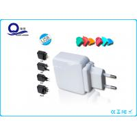 Wholesale Qualcomm Quick Charge Iphone USB Charger With 5V 2.1A Detachable Power Adapter from china suppliers