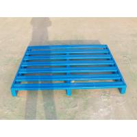 Wholesale 1200 x 800 Two or Four Way Entry Steel Euro Pallet from china suppliers