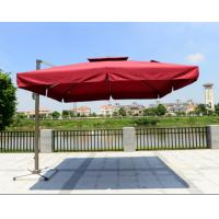 Wholesale Outdoor Waterproof Sunshade Big Roman Leisure Side Pole Umbrella ten001 from china suppliers