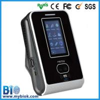 Wholesale Wireless Facial & RFID recognition time recording Bio-FR703 from china suppliers