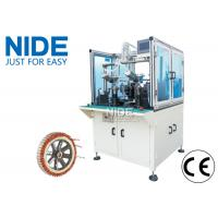 Wholesale Electric Bike Wheel Motor Winding Machine , Automatic Coiling Machine High Efficiency from china suppliers