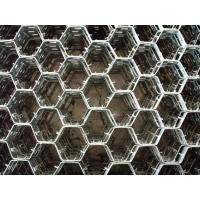 Buy cheap Wearing Resistance Metal Tortoiseshell Net With Hexagonal Hole ( Steel Plant ) from wholesalers