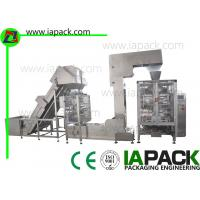 Wholesale Bean Sprouts Polythene Bag Packing Machine Auto Feeding Device from china suppliers
