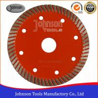 Wholesale OEM Accepted Diamond Tile Saw Blade For Angle Grinder Smooth Cutting from china suppliers