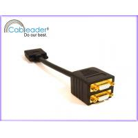 Wholesale Cableader VGA Monitor Cables VGA Male with female Splitter cables from china suppliers