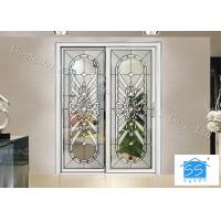 Wholesale Custom Clear Toughened GlassFor Door Window Thermal Sound Insulation from china suppliers