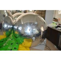 Wholesale OEM Clear Inflatable Mirror Ball / Balloons Ornaments For Decoration from china suppliers