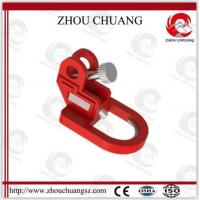 Wholesale Useful Safety Nylon Multi Functional Breaker Lockout  Lock With More Color from china suppliers