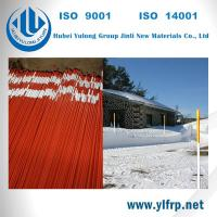 """Wholesale 3/8"""" or 5/16"""" 4ft long Fiberglass Marker , Road Marker / Driveway reflective Marker from china suppliers"""