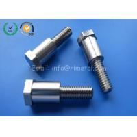 Wholesale CNC Machining Custom Titanium Parts , Precision Turned Components For Medical Equipment from china suppliers
