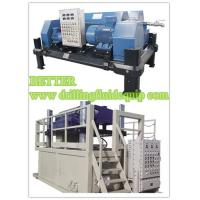 Wholesale BETTER Drilling Waste Management High Speed VFD Decanter Centrifuge from china suppliers