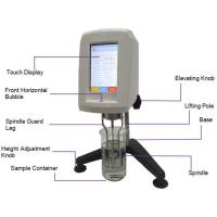 Wholesale High Accuracy Digital Viscosity Meter Viscosity Testing Equipment Sensor from china suppliers
