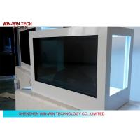 "Wholesale Touch Screen Transparent LCD Showcase 32"" PC Version WIFI For Advertising from china suppliers"