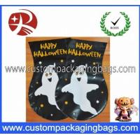 Wholesale Cute Ghost Plastic Treat Bags For Halloween Trick Or Treat , Shock Resistance from china suppliers