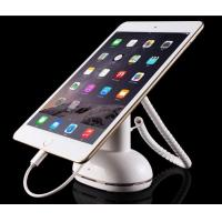 Buy cheap COMER magnetic plastic tablet alarm counter display pedestal security mounting cradles from wholesalers
