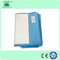 Wholesale Foctory directly offer craniotomy nonwoven drape/incise drape craniotomy drape from china suppliers