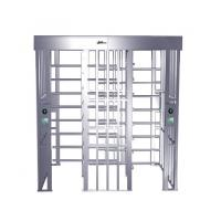 Wholesale RS485 One-way Direction Full Height Turnstile Entrance Gate, Security Turnstiles (0.2s) from china suppliers