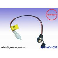 Wholesale UL 1015 20AWG Cable And Harness Assembly 4 Pin Socket with 4 way Housing from china suppliers