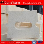 Firebrick High-Alumina Refractory Brick Shaped Alumina Brick Customization