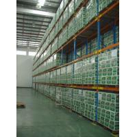 Wholesale Six Level Warehousing Heavy Duty Pallet Rack Cold Rolled Steel 7.5M Height from china suppliers