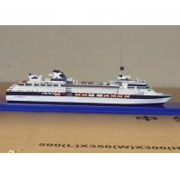 Wholesale Scale 1:1200 Millennium Class Celebrity Summit Cruise Ship 3d Ships Models With Engraving Printing from china suppliers