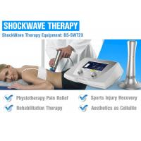 Wholesale Acoustic Wave / Shockwave Therapy Machine For Plantar Fasciitis Heel Pain Treatment from china suppliers