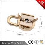 China suppliers bag accessories handbag twist Lock,metal twist lock for purse