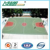 Wholesale Athletic Standard Playing Surface Court Basketball Gym Flooring Slip Resistance from china suppliers