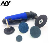 Wholesale Metal Polishing Power Lock Sanding Discs  Replacement 1mm Thick High Efficiency from china suppliers