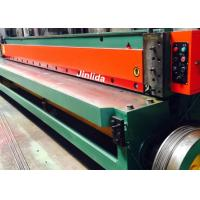 Quality High Speed CNC Steel Crimped Wire Mesh Welding Machine 7.5kw , Wire 4.0mm for sale