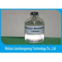Wholesale Benzyl benzoate Organic Solvent CAS 120-51-4 Weight Loss Steroids Light Yellow Liquild from china suppliers