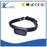 Wholesale Best sell oem waterproof personal tracking with small Waterproof Pets GPS Trackers Black LK120 from china suppliers