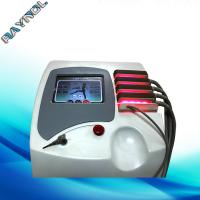 Wholesale Professional Mini Lipo Laser Machine for Body Contouring / Body Slimming from china suppliers