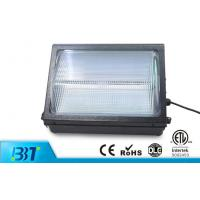 Wholesale Outdoor 50W Bridgelux 5000lm Led Wall Pack Lights with 3 years Warranty from china suppliers