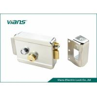 Wholesale Popular Electric Rim Lock with Push Button , Russia Market Related from china suppliers
