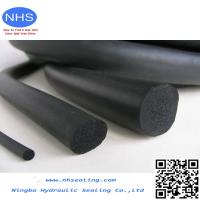 Buy cheap Viton Rubber O Ring Cord Sealing Strip Cord for Industrial Component from wholesalers