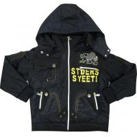 Wholesale Autumn Outdoor Kids and Toddlers Hooded Fleece Jacket / Winter Baby Fleece Jackets from china suppliers