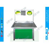 Wholesale Cold Roll Steel Retail Supermarket Display Shelves For Vegetable And Fruits from china suppliers