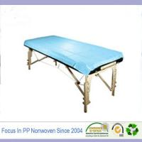 Wholesale PP nonwoven fabric good quality bed sheet spread fabric from china suppliers